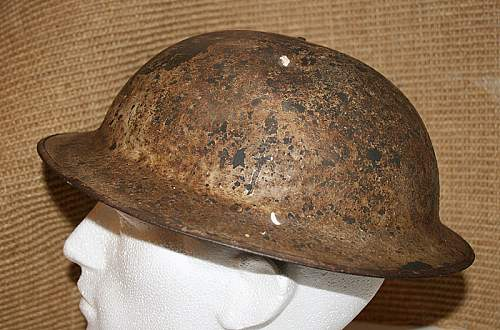 Brodie Helmet HS