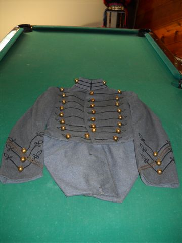 West Point Military Academy Tailcoat Uniform