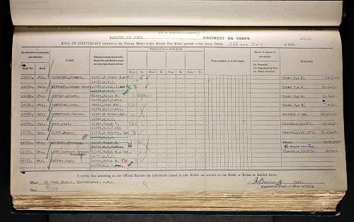 Click image for larger version.  Name:Bert Cook Medal Roll.jpg Views:25 Size:234.9 KB ID:989268