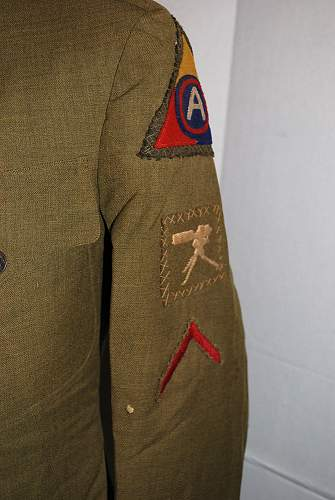 WW1 Uniforms and gear in my inventory