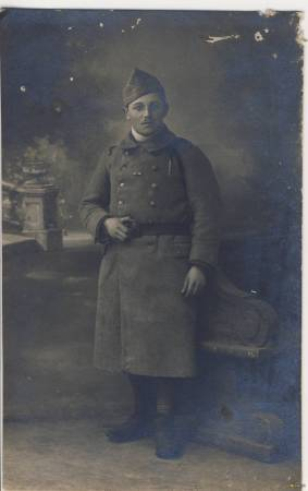photo of portuguese soldier?