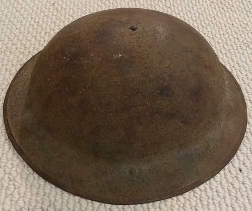 MK1 British Helmet