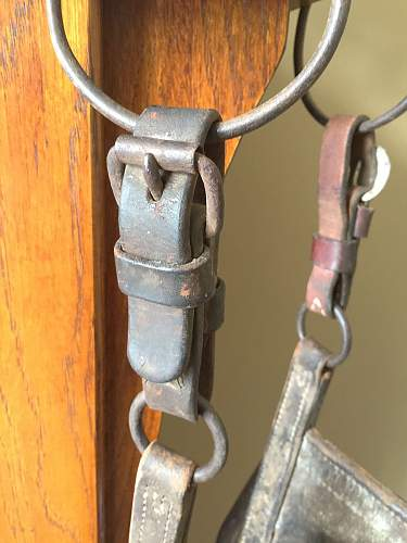 Is this horse Bridle from the WW1 era or the Civil War era?